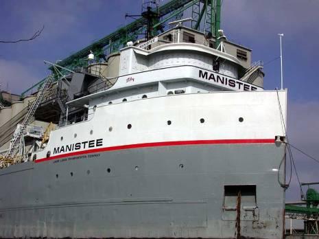 Manistee freighter