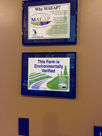 Michigan Agricultural Environment Assurance Program Certification